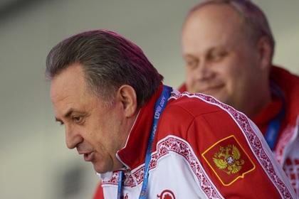 Мутко счел выступление российских хоккеистов успешным