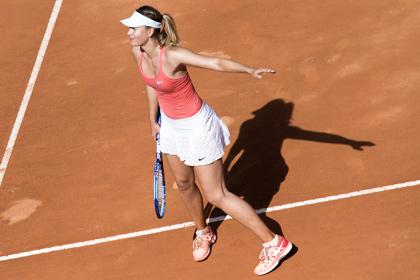 Шарапова вернулась на вторую строчку теннисного рейтинга