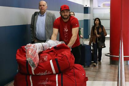 Болельщики проигнорировали возвращение сборной России с чемпионата мира