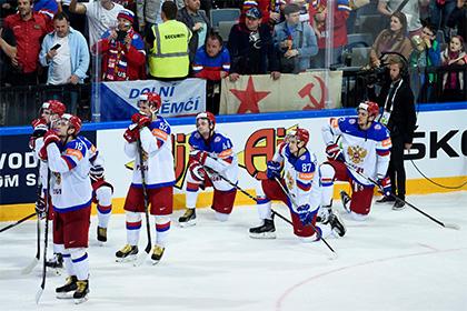 В сборной России объяснили уход хоккеистов перед исполнением гимна Канады