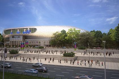 «ВТБ Арена» может принять «Финал четырех» Евролиги в 2018 году