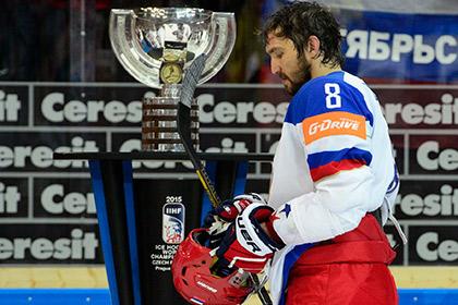 Фазель пообещал наказать сборную России за неуважение к канадцам
