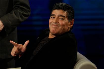 Марадона позлорадствовал в адрес арестованных чиновников ФИФА