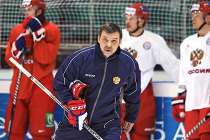 Определились соперники сборной России на Кубке мира по хоккею в Канаде