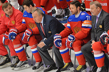 В сборной России пожаловались на усталость хоккеистов