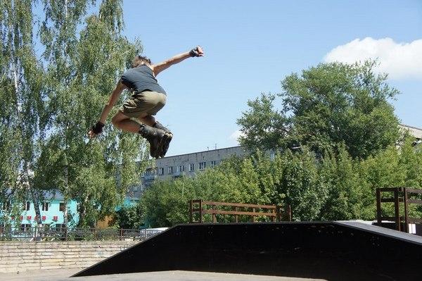 В Смоленске пройдёт мастер-класс по катанию на роликах