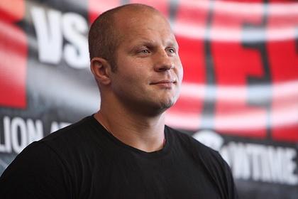 Федор Емельяненко рассказал о сроках завершения карьеры