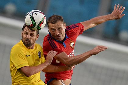 ЦСКА стартовал в Лиге чемпионов с ничьей