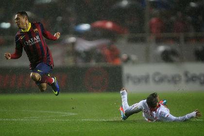 Спецназ вмешался в продажу билетов на Суперкубок УЕФА в Тбилиси