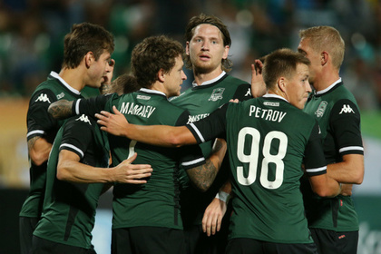 «Краснодар» и «Рубин» вышли в групповой этап Лиги Европы