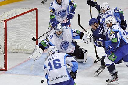 В Белоруссии заявили о возможном снятии минского «Динамо» с чемпионата КХЛ