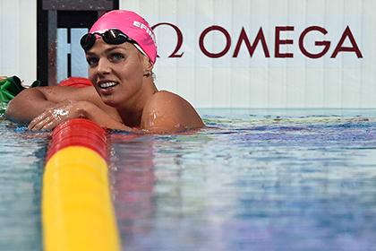 Ефимова сложила полномочия чемпионки мира на дистанции 200 метров брассом