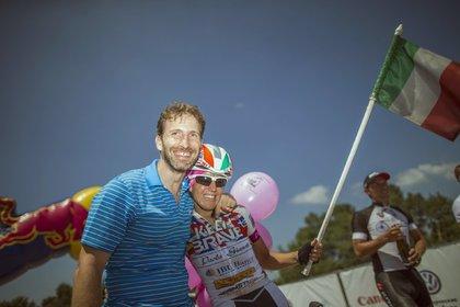 На берегу Тихого океана финишировала ультрамарафонская велогонка