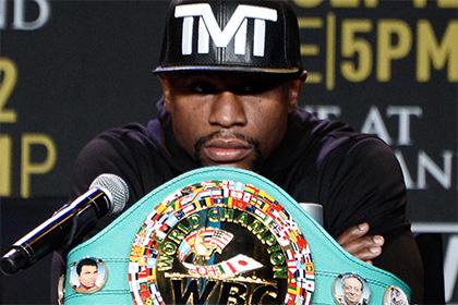 Мэйуэзер поставил себя на первое место в списке лучших боксеров всех времен