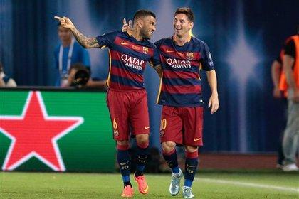 «Барселона» в Тбилиси выиграла Суперкубок УЕФА