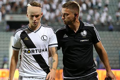 УЕФА присудил поражение албанскому клубу за инцидент с брошенным камнем