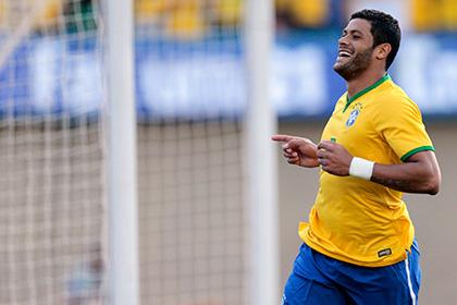 Халка спустя год вернули в сборную Бразилии