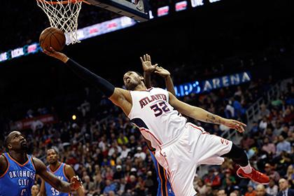 Игрока клуба НБА обвинили в хранении наркотиков