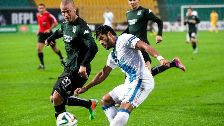 «Краснодар» в Петербурге: 3 разгрома в 4 матчах