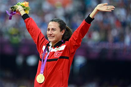 Турецкую бегунью лишили золотой медали Олимпиады-2012