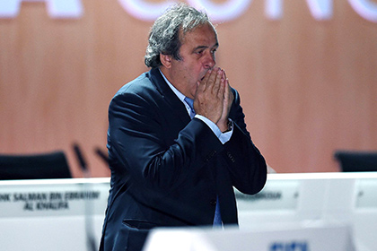 ФИФА начала расследовать появление компромата на Платини