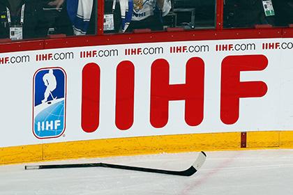 ФХР оштрафована на 74 тысячи евро за уход хоккеистов перед гимном Канады