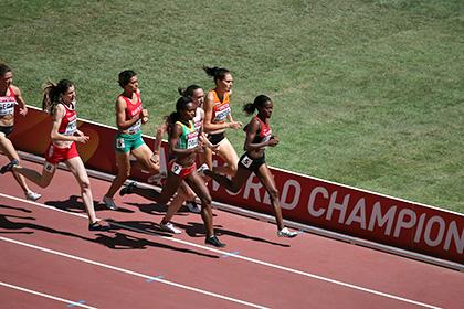 Кенийские бегуньи попались на допинге на ЧМ в Пекине