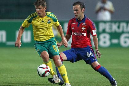ЦСКА продлил рекордную серию на старте чемпионата России по футболу