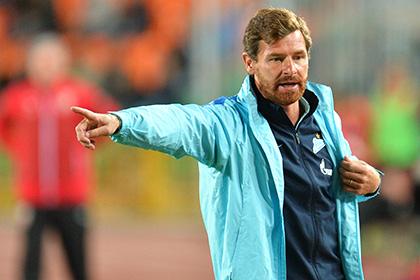 Тренера «Зенита» дисквалифицируют на шесть матчей