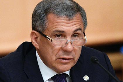 Глава Татарстана предложил уйти в отставку президенту и тренеру «Рубина»