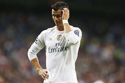 СМИ сообщили о намерении Роналду покинуть «Реал»