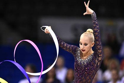 Гимнастка Яна Кудрявцева выиграла четвертую золотую медаль на ЧМ