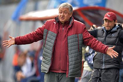 «Рубин» расторг контракт с тренером Ринатом Билялетдиновым