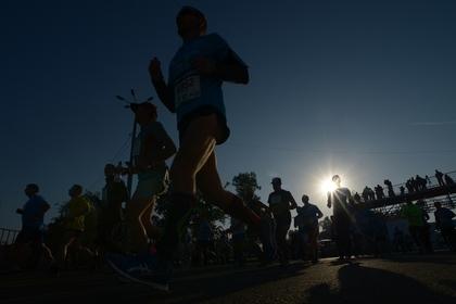 Во время марафона в Вильнюсе умер бегун