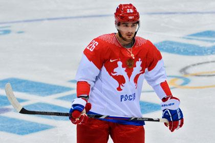 Хоккеист Войнов оказался под угрозой депортации из США