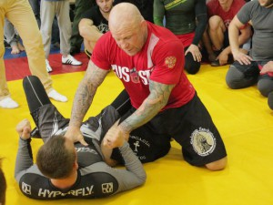 Американский боец Джефф Монсон собирается открыть спортшколу в Смоленске