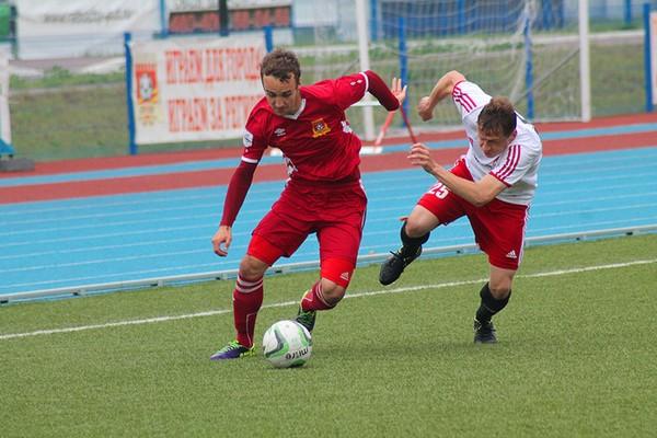 Смоленский «Днепр» проведет матч на своем поле