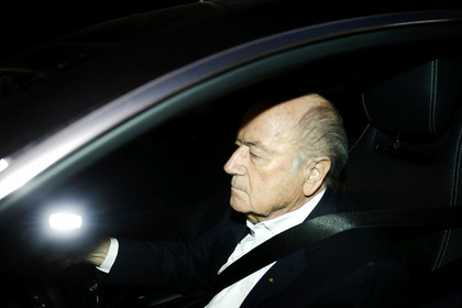 СМИ сообщили о возможности сохранения за Блаттером поста главы ФИФА