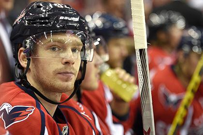 Российские хоккеисты попали в число трех лучших игроков недели в НХЛ