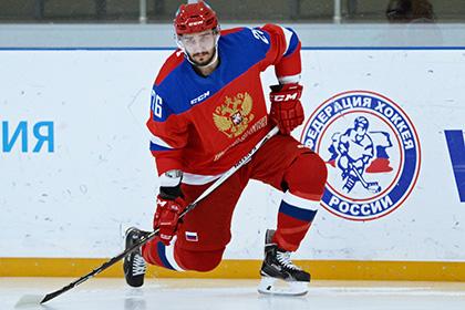 Войнов стал хоккеистом СКА