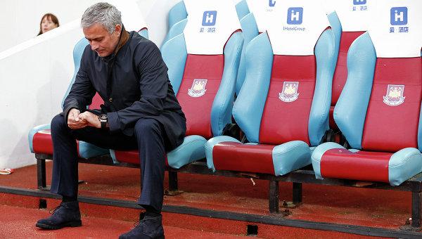 Моуринью грозит дисквалификация за поведение в игре с «Вест Хэмом»