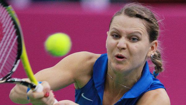 Шафаржова обыграла Кербер на итоговом турнире WTA