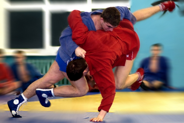 В Смоленской области пройдет региональный чемпионат по самбо