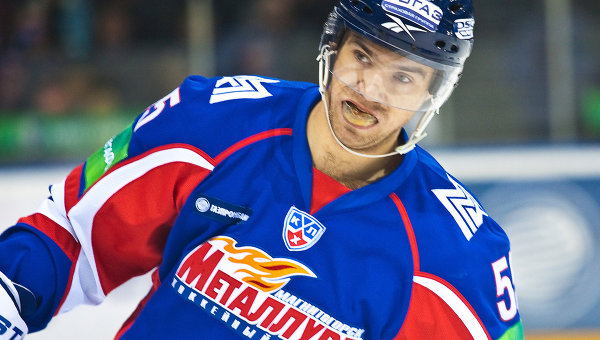 Нападающий Алексей Кайгородов покидает хоккейный клуб «Барыс»