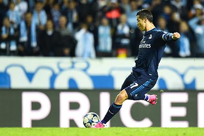 «Реал» признал Роналду лучшим бомбардиром в истории клуба