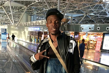 Проживший полгода в России ганский футболист-нелегал выдворен из страны