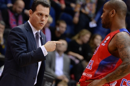 Баскетболисты ЦСКА набрали 100 очков в стартовом матче Евролиги