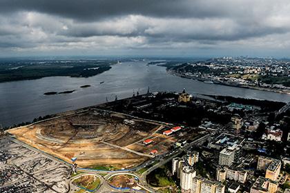 Нижний Новгород попросил еще 7 миллиардов рублей на подготовку к ЧМ