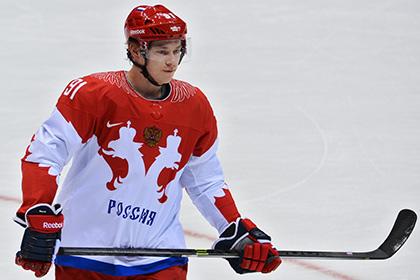 Тарасенко признан первой звездой дня в НХЛ