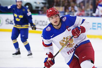 Канадцы включили Овечкина в пятерку лучших игроков НХЛ